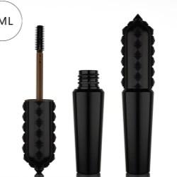 Very dark mascara pack