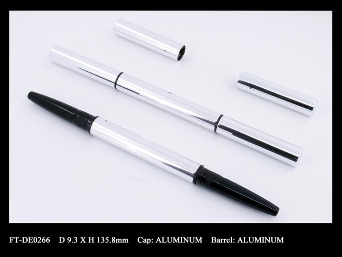 Double ended eyeliner pen