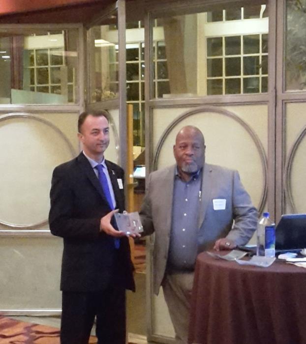 Tube Council awards Giflor gold!