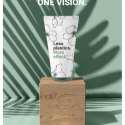 One material, one vision: Giflors innovative low profile closure system for laminate tubes