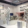 Brückner Group members at the Interpack 2017