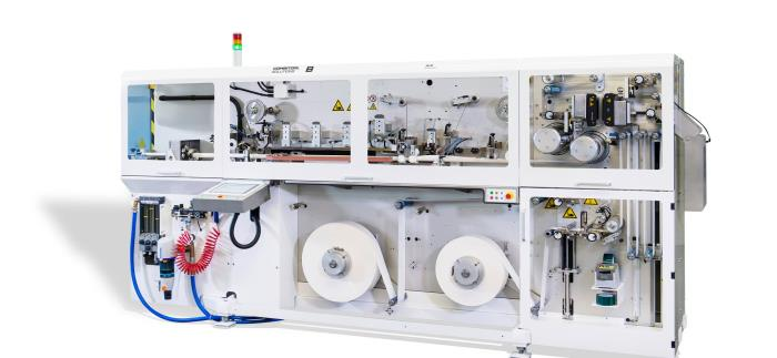 An efficient laminate seaming solution - The Prestige body maker machine