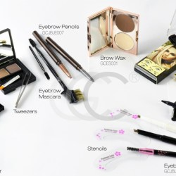 GCCs eyebrow fashion show