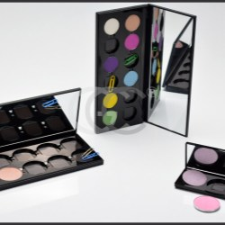 GCCs latest colour make-up palette with magnetic wells