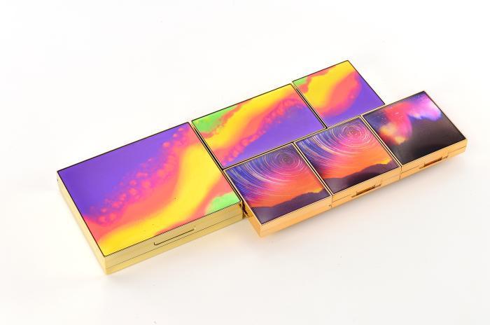 Grace Cosmetics captures the Aurora Borealis
