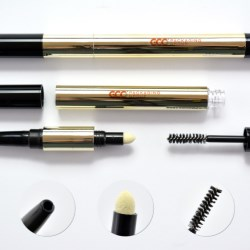 GCC presents multi-function packaging design for eyes and brows