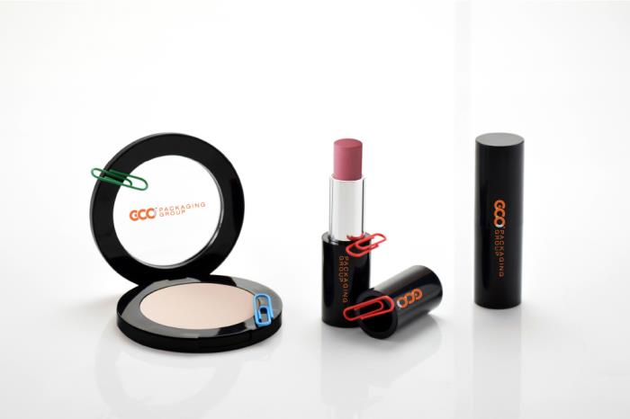 Packaging of Magnetic Closure Design for Lips, Eyes, and Face Products