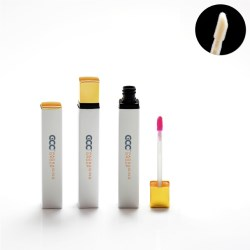 Rouge Allure: click-open lipgloss packaging