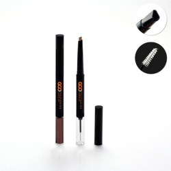 Cosmetic vial & make-up pen in one packaging Design