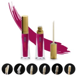 Triangular Thick-Walled Lip Gloss Packaging