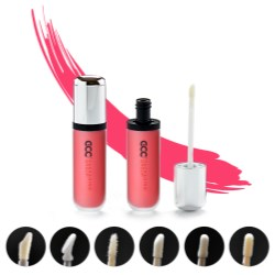 Heavy Bottom Lip Gloss Packaging