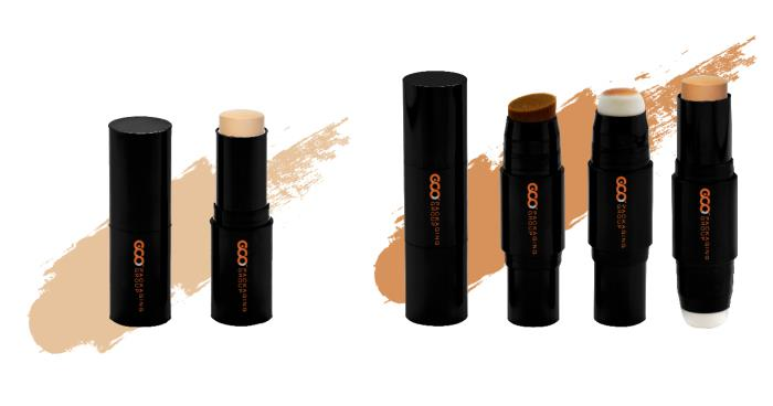 Airtight Foundation Stick Packaging