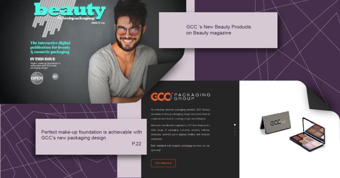 GCCs Digital Publication on Beauty