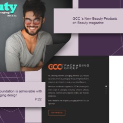 GCCs Digital Publication on Beauty