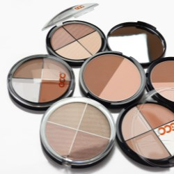 GCCs Summer Glow Makeup Packaging Selections