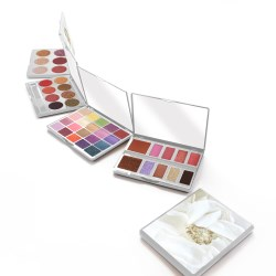 New, White, and Aesthetic Make-up Palettes