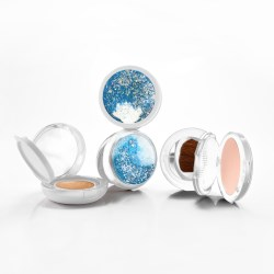 Snow: a new makeup compact introduced by GCC Packaging