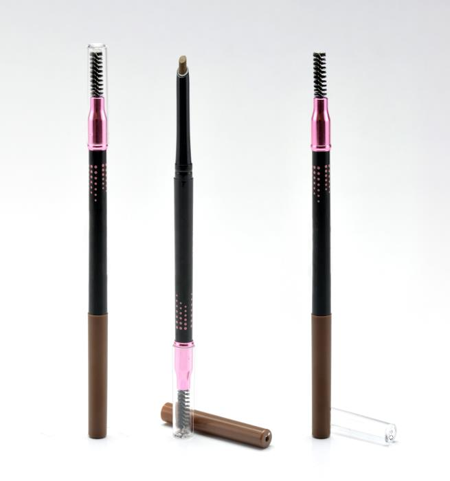 Duo Cosmetic Pen for Eyebrows and Eyelashes