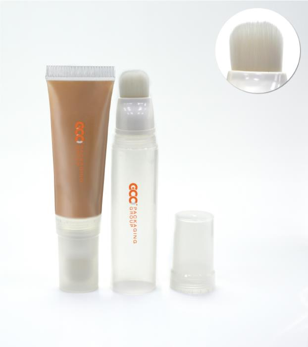 Foundation packaging tubes