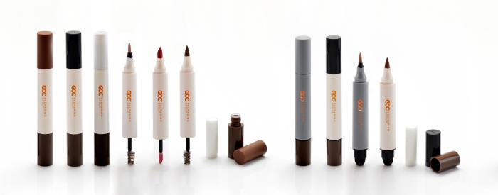 Duo-end Makeup Pen - Magic Marker