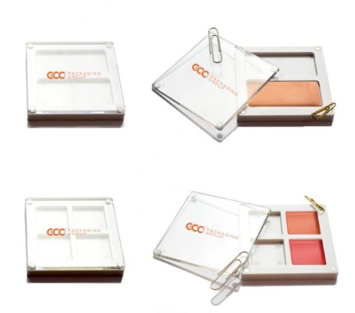 Magnetic Packaging Design for Lips, Eyes, and Face Products