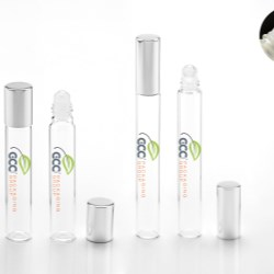 Sustainable: Roll-On & Glass Packaging