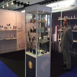 Innovative finishes from Virospack at Luxe Pack NY