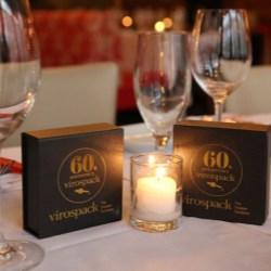 New York celebrates Virospacks 60th anniversary