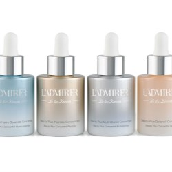 LAdmirer, a new beauty plus line for skin care
