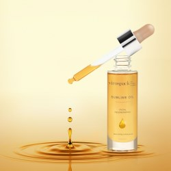 Healthy cosmetics and the glow effect: The boom of oils