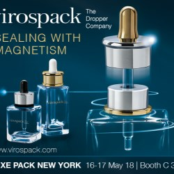 Visit Virospacks booth (C302) at Luxe Pack New York