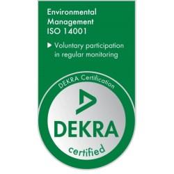 Virospack is ISO 14001 certified!