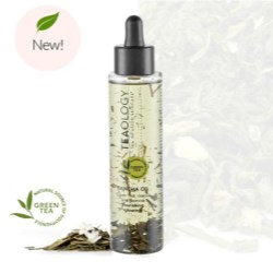 Tea-infused skincare technology in a dropper by Virospack