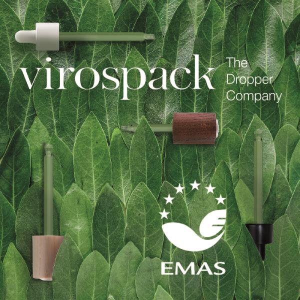 Virospack presents its Environmental Statement and obtains the EMAS Certification