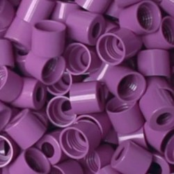 Virospacks plastic compression process