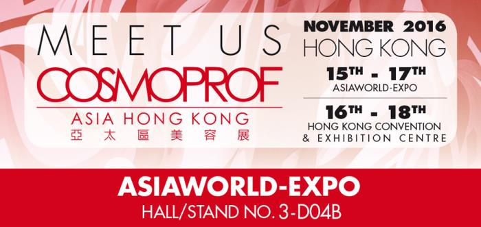 Virospack at Cosmoprof Asia 2016
