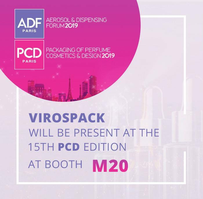 Virospack attends PCD Paris