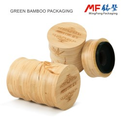 MingFeng Makes a Statement with Green Bamboo Packaging