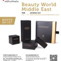 MingFeng Packaging participates Beautyworld Middle East 2017