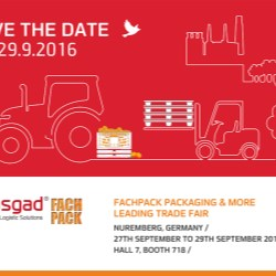 Get refreshed with Plasgad at Fachpack 2016
