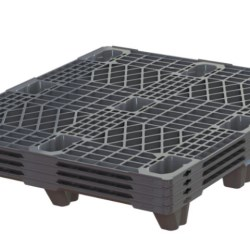 Plasgad expands its lightweight pallets portfolio with the 107 and 805 Plus pallets