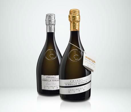 Vetropack adds a touch of sophistication to Tenimenti Civa's Ribolla Gialla Extra Brut