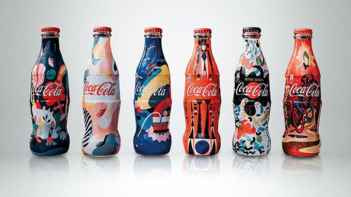 Vetropack produces special limited edition of Coca-Cola - Brand Launch -  Vetropack