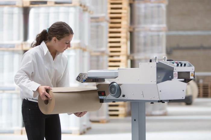 Pregis launches Easypack paper-based protective packaging equipment