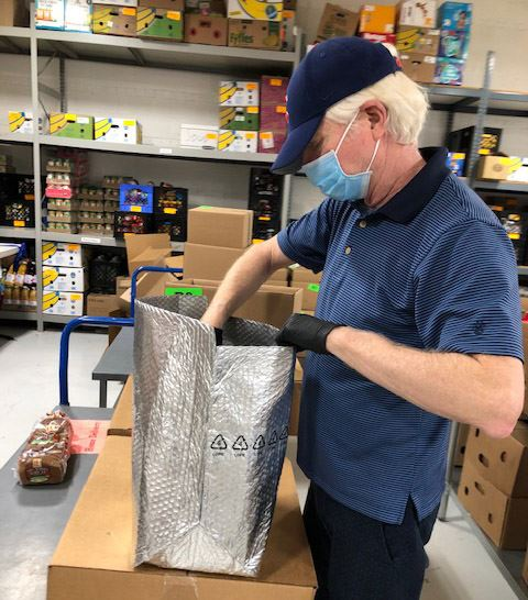 Pregis' Insulated Packaging Donation Protects Lakeview Pantry's Critical Food Deliveries Across Chicagoland
