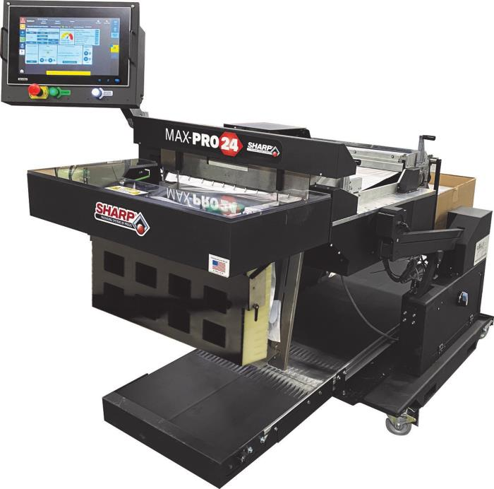 Pregis announces new MAX-PRO 24 poly bagging system engineered to simplify operation, increase productivity