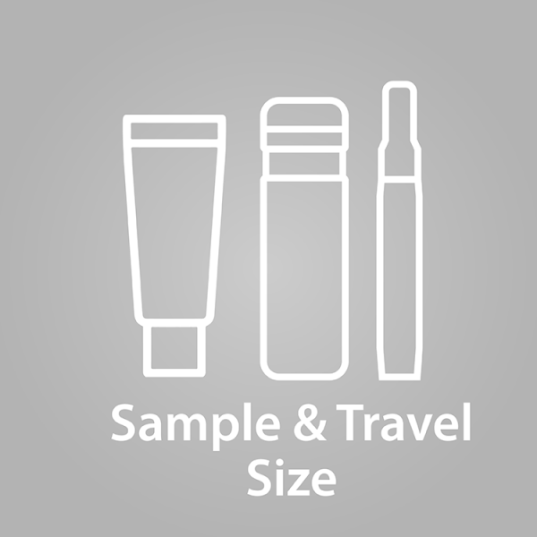 Sample & Travel sizes