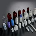 Vials and bottles