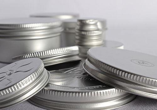 Macbey Metal Packaging Screwcaps