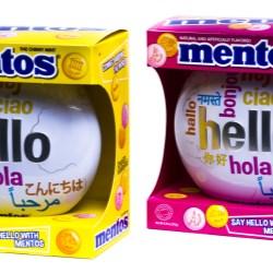 The Box makes consumers say hello to Mentos
